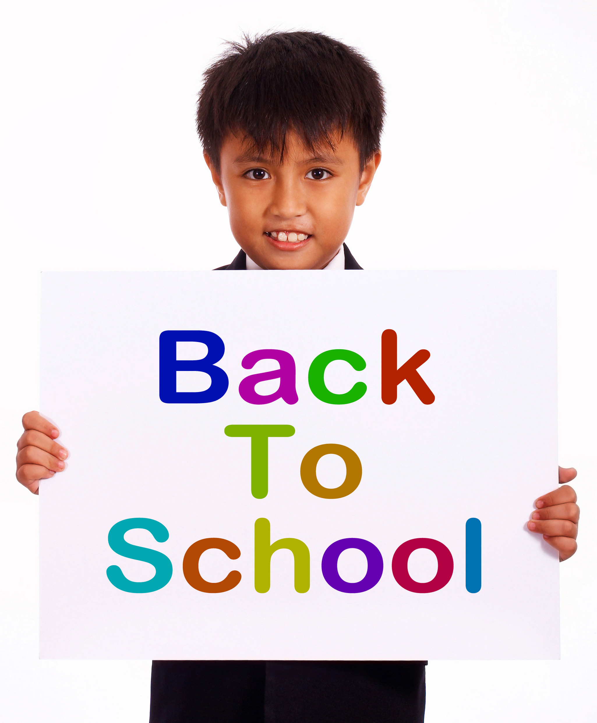 Back To School Sign As Symbol For Education Eugenio Counselling